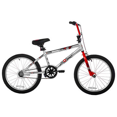 "Razor 20"" Boy's RZO Bicycle - Silver"