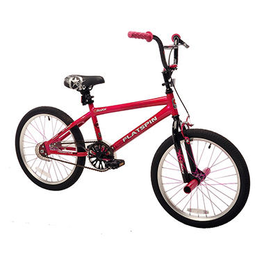 "Razor 20"" Girl's Flatspin Bicycle - Pink"