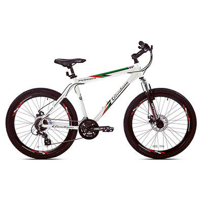 "Giordano 26"" Men's Forza Bicycle - White"