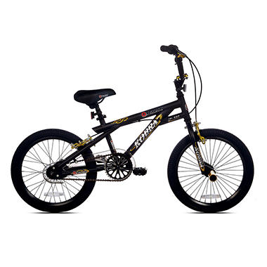 "Razor 18"" Boy's Kobra Bicycle - Black"