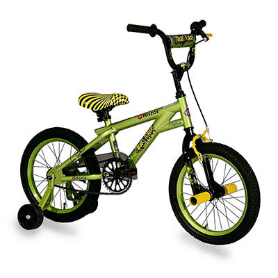 "Razor 16"" Boy's MicroForce Bicycle - Green"