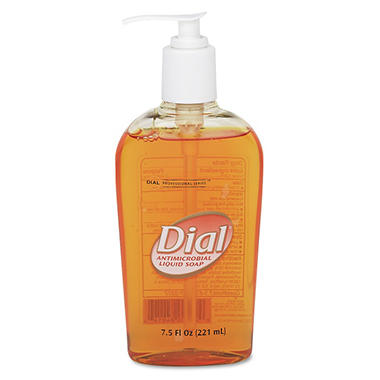 Liquid Dial� Gold Antimicrobial Soap - 7.5 oz