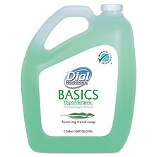 Dial - Basics Foaming Hand Soap, Original, Fresh Scent -  1gal Bottle