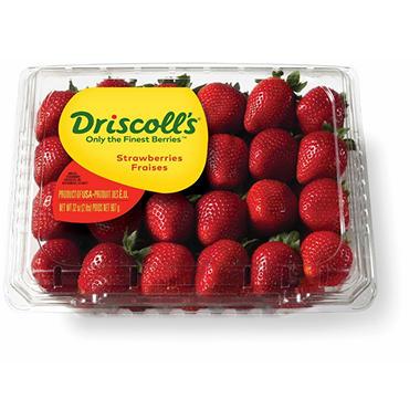 Strawberries - 2 lbs.