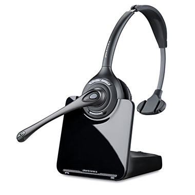 Plantronics - CS510 Monaural Over-the-Head Wireless Headset
