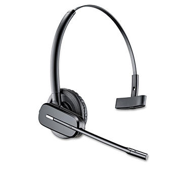 Plantronics - CS540 Monaural Convertible Wireless Headset