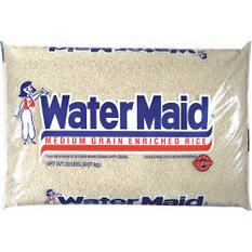 Water Maid Medium Grain Rice (20 lbs.)