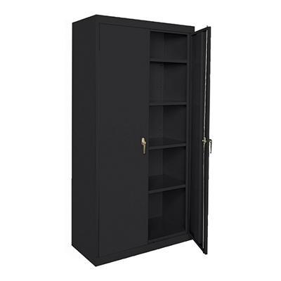 "Sandusky Welded Steel Storage Cabinet - 36""W x 18""D x 72""H"