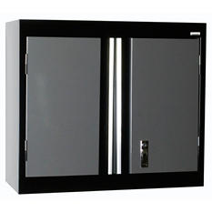 Sandusky Heavy-Duty Welded Wall Cabinet (Assorted Colors)