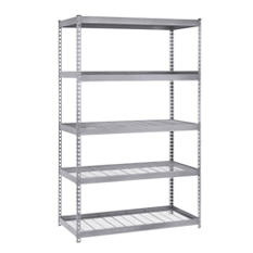 Muscle Rack 5-Shelf Heavy-Duty Steel Shelving