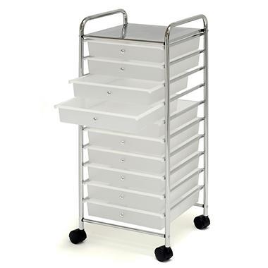 10-Drawer Cart 13.9