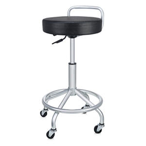 UltraHD Cushioned Pneumatic Stool