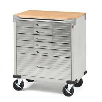 Ultra Heavy-Duty 6-Drawer Storage Cabinet