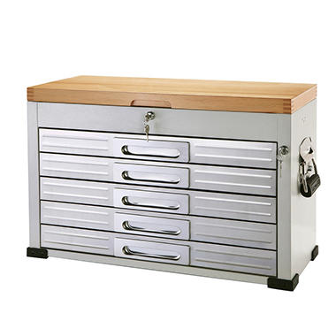 Seville Classics Ultra HD by Seville Classics 5-Drawer Tool Box