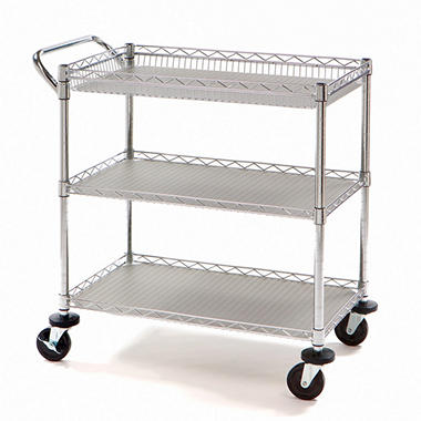 Commercial Utility Cart L 34