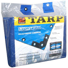 Industrial Tarp - 2 pack