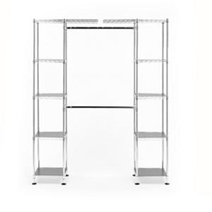 Seville Classics Expandable Closet/Room Organizer