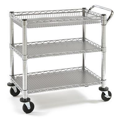 Heavy Duty Commercial Utility Cart