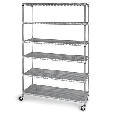 Member's Mark 6-level Commercial Storage Shelving