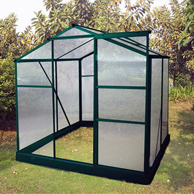 Exaco Hobby Greenhouse - 6' x 4'