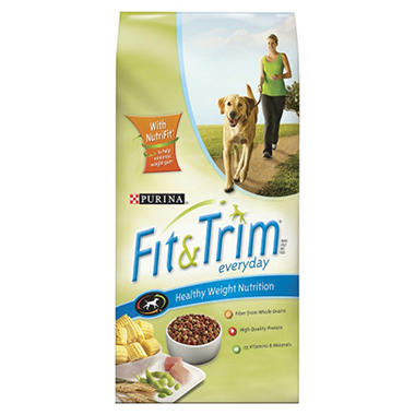 Purina® Fit & Trim Dog Food - 44 lbs.