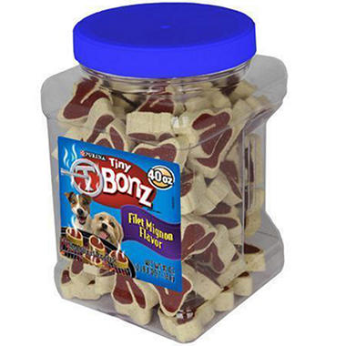 T-Bonz Treat Canister - 40 oz.