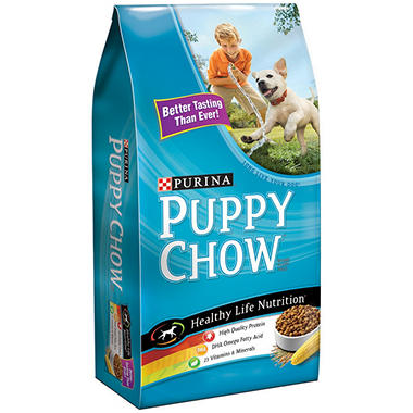 Purina® Puppy Chow® Puppy Food - 34 lb.