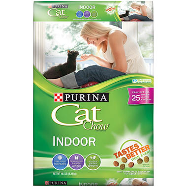 Purina® Cat Chow® Indoor Formula - 18.5 lbs.