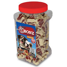 Purina T-BONZ Dog Treats, Porterhouse Flavor (50 oz.)