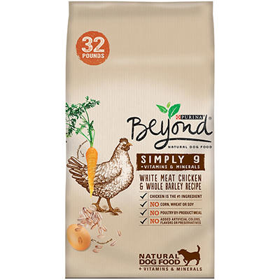 BeyOnd Chicken & Barley Dog Food - 32 lbs.