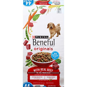 Beneful Originals With Real Beef Dog Food (44 lbs.)
