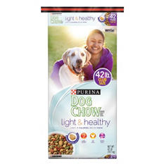 Purina Dog Chow Light & Healthy (42 lbs.)
