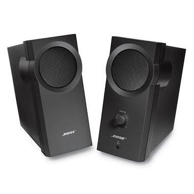 Bose Companion 2 Multimedia Speaker System Sam S Club