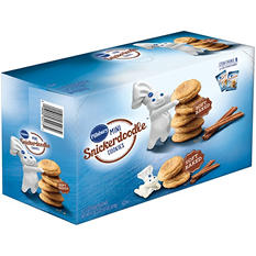 Pillsbury Snickerdoodle Cookies (3.0 oz., 6 ct.)
