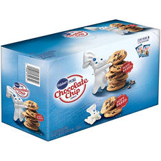 Pillsbury Chocolate Chip Cookies (3.0 oz., 6 ct.)