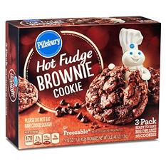 Pillsbury Hot Fudge Brownie Cookie - 3 pk.