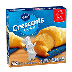 Pillsbury Crescent Rolls, Original (8 rolls per pk., 5 ct.)