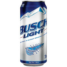 Bush Light® Beer - 24/16 oz.