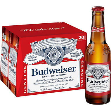 xOFFLINE+Budweiser - 20/12 oz