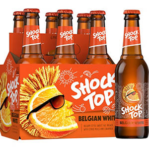 Shock Top Belgian White Ale (12 fl. oz. bottle, 6 pk.)