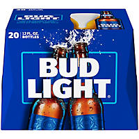 Bud Light Beer (12 fl. oz. bottle, 20 pk.)
