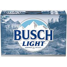 Busch Light® Beer - 24/12 oz.