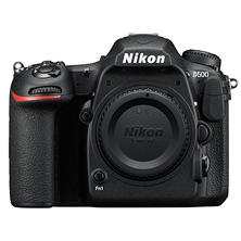 Nikon D500 DSLR Camera with 21MP CMOS Sensor - Body Only