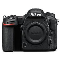 Nikon D500 DSLR Camera with 21MP CMOS Sensor - Body Only