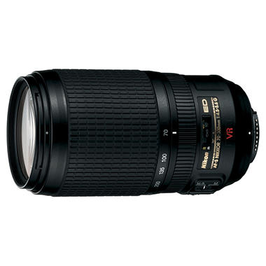 Nikon AF-S VR Zoom-Nikkor 70-300mm f/4.5-5.6G IF-ED