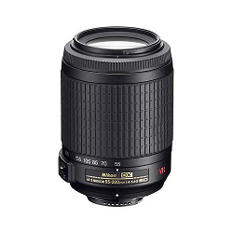 Nikon AF-S DX VR 55-200mm f/4-5.6G IF-ED