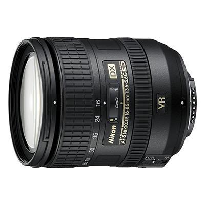 AF-S DX Nikkor 16-85mm f/3.5-5.6G ED VR Lens