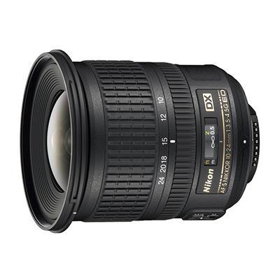 AF-S DX Nikkor 10-24mm f/3.5-4.5G ED Lens