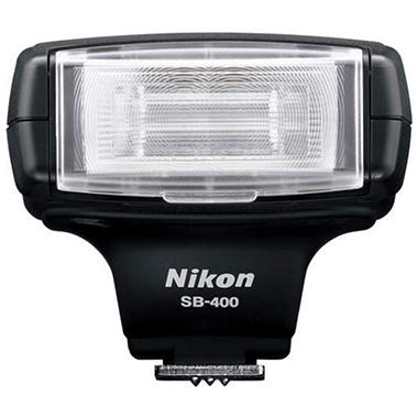 Nikon SB-400 Speedlight Unit