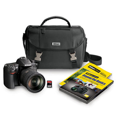 *$1,497.00 after $350 Instant Savings* Nikon D7000 16.2MP DSLR Camera Bundle with 18-200mm VR Lens, Bag, and 16GB SDHC Card